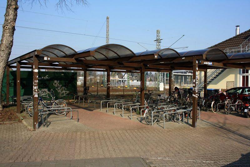 Fahrraddiebstahl am Grevenbroicher Bahnhof