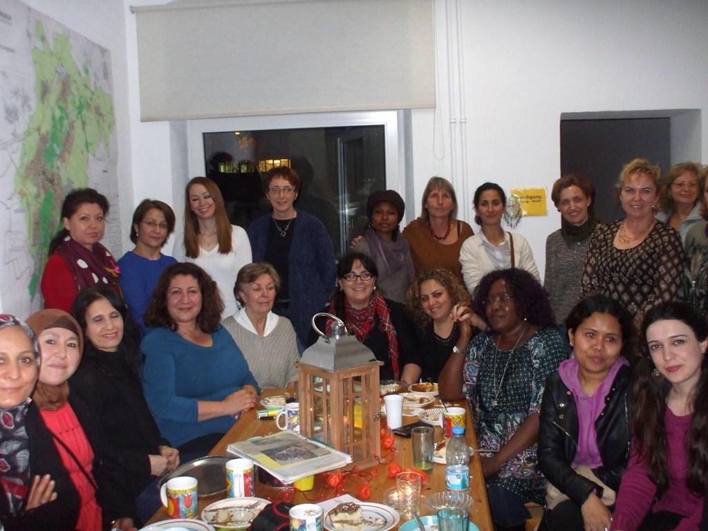 Jubiläumsfeier beim Interkulturellen Frauentreffen