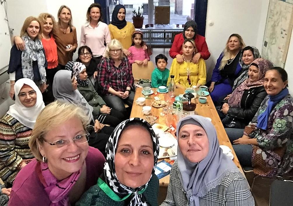 12 Jahre interkulturelles Frauentreffen bei den Grünen12 Jahre interkulturelles Frauentreffen bei den Grünen