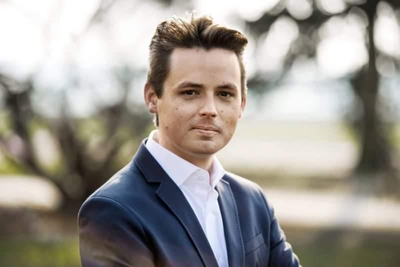 Christian Gaumitz ist Spitzenkandidat der Grünen