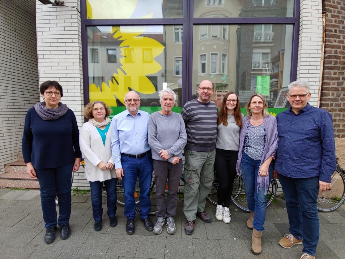 Grevenbroicher Grüne beschließen Wahlprogramm