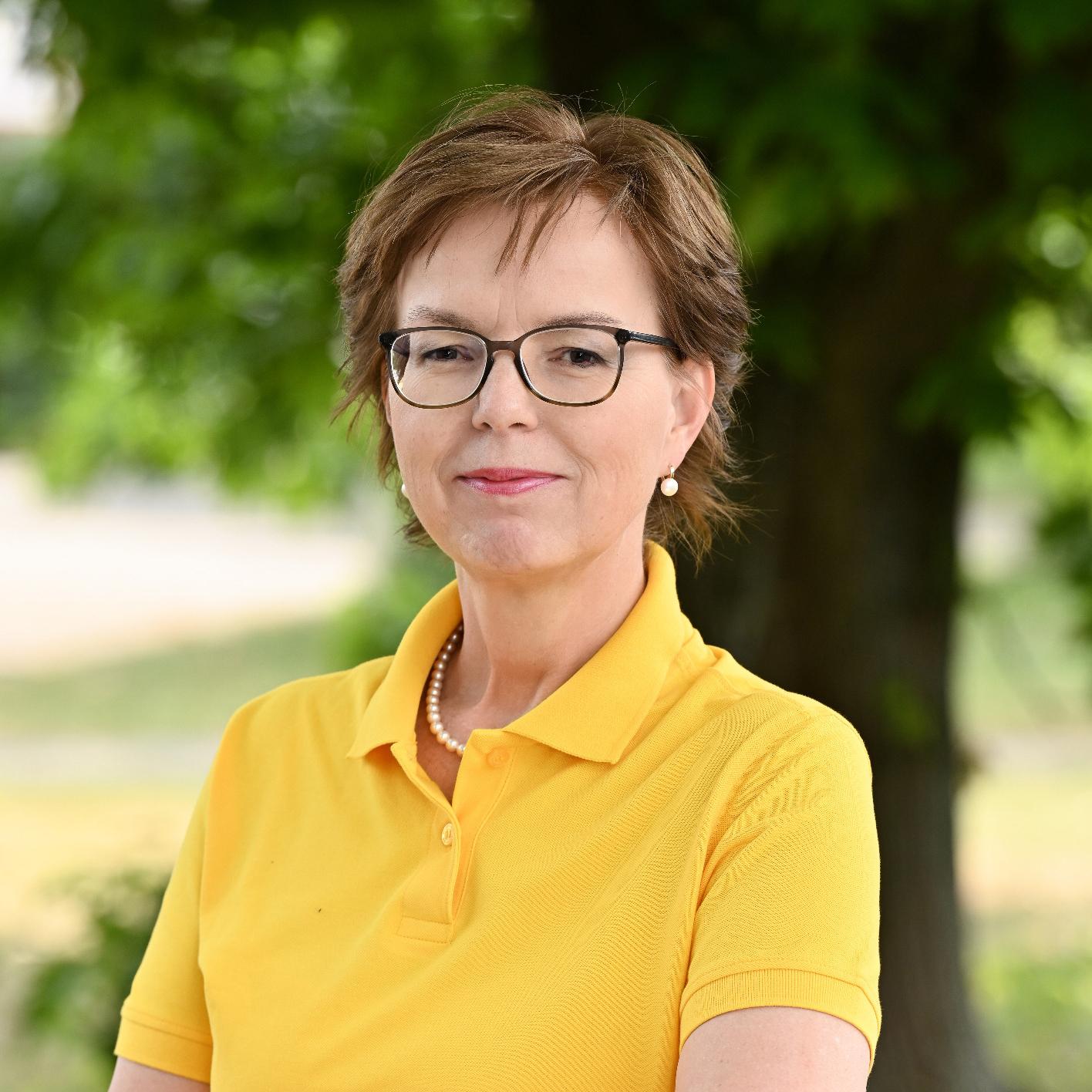 Unsere Kandidatin für den Bundestag: